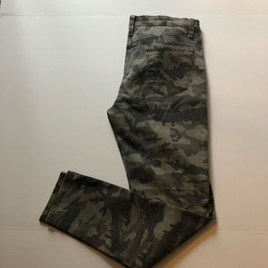 Windsor Camouflage Jean